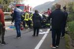 Auto contro guard rail a Pizzo, passeggero trasportato in elisoccorso a Catanzaro