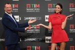 """Sanremo 2021: Elodie da """"Andromeda"""" alla conduzione accanto agli Amarello"""
