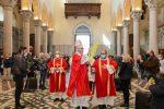 In Cattedrale a Messina la benedizione delle Palme in tono minore