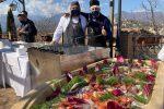 """""""Alimentiamo la solidarietà"""", presenti anche gli chef Barbieri e Villirillo"""