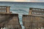 L'erosione costiera minaccia i comuni del Tirreno cosentino