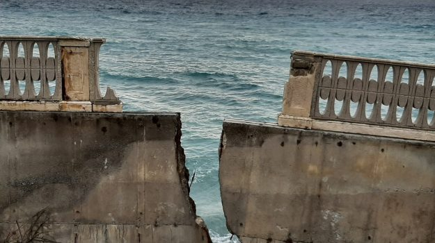 erosione costiera, Calabria, Cronaca