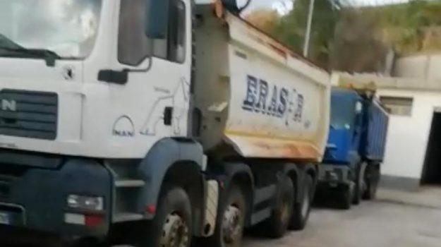 Camion rubati, gioia tauro, Aldo Alessio, Massimo Mariani, Reggio, Cronaca