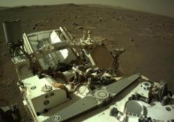 I primi suoni del rover Perseverance che si muove su Marte: ecco il rumore registrato sul Pianeta rosso Il rover ha inviato altre registrazioni audio mentre si sposta sulla superficie marziana - Ansa