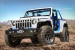 I veicoli concept ultra-performanti dell'Easter Jeep Safari
