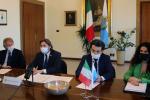 Iniziative per turismo Italia-S.Marino, Pedini Amati incontra Garavaglia