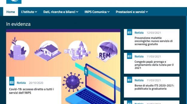 Certificazione Unica 2021, inps, Sicilia, Economia