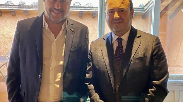Lega Crotone, Cataldo Calabretta, Matteo Salvini, Catanzaro, Politica