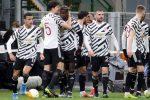 In Europa resta soltanto la Roma, Milan eliminato dal Manchester di Pogba