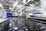 Mercedes, via alla produzione di sistemi di batterie per la EQS
