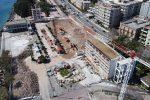 Messina, quale futuro per l'affaccio a mare? Guardate la Fiera, sogniamo insieme... LE FOTO DAL DRONE