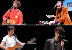 Milano per Gaber, giovani artisti sul palco per l'evento «Omaggio a G-Io ci sono» La manifestazione in collaborazione con il Piccolo Teatro di Milano - Corriere Tv