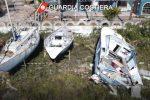 Discarica abusiva di oltre 7200 mq sequestrata a Gizzeria dalla Guardia Costiera
