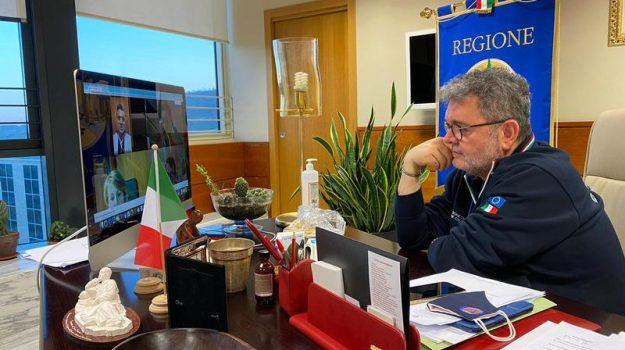 calabria, convenzioni, polizia di stato, trasporti, Domenica Catalfamo, Nino Spirlì, Calabria, Cronaca
