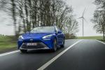 Nuova Toyota Mirai, seconda generazione per l'auto ad idrogeno