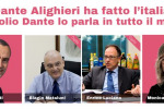 """Olio Dante, Luciano """"il Sommo Poeta amava il 'liquor d'ulivi'"""""""