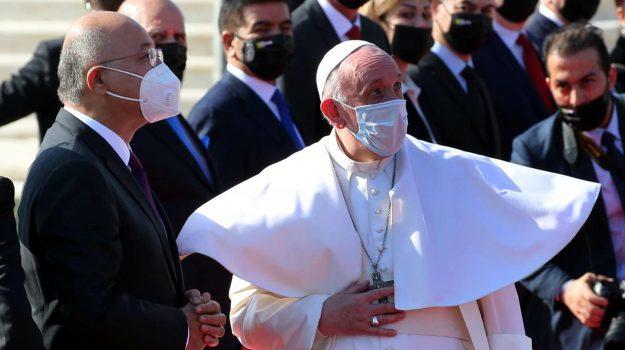 Papa Francesco: in Iraq diritti per tutte le religioni