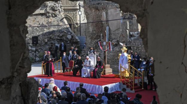 Papa Francesco, Sicilia, Mondo