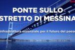 """""""Ponte sullo Stretto di Messina"""": il video della Webuild che vuole realizzarlo. IL VIDEO"""