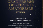 Gran Premio del Teatro Amatoriale: la diretta streaming dal Grandinetti di Lamezia