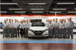Produzione Nissan Leaf in Europa supera quella della Bluebird