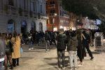 Reggio, fronte comune contro gli assembramenti
