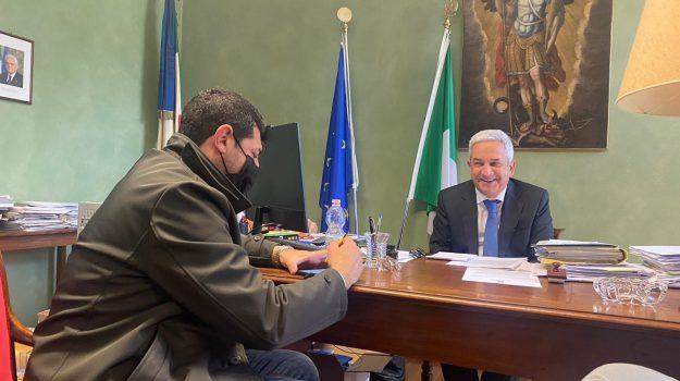 Marcello Manna, Cosenza, Politica