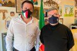 Piano vaccini e investimenti in Calabria, incontro tra Salvini e Spirlì