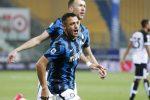 """E' Inter """"Maravilla"""" con Sanchez. Parma battuto e fuga: +6 sul Milan"""