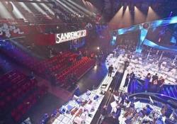 Sanremo 2021, il meglio della prima puntata in un minuto Dal 'total red' di Arisa alle 'lacrime di sangue' di Achille Lauro - Ansa