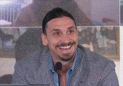 Sanremo, Ibrahimovic: «Se sbaglio nessuno mi giudicherà, se faccio bene avrò un altro lavoro quando smetto» L'attaccante del Milan martedì sera sarà sul palco dell'Ariston - AGTW