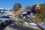 Siracusa: due morti e due feriti in incidente stradale sulla Maremonti