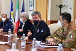 """Spirlì firma l'ordinanza Calabria zona rossa: """"Invertire trend, serve collaborazione"""""""