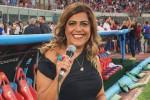 Morta Stefania Sberna, da 25 anni storica speaker del Catania