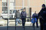 L'ingresso del carcere Lorusso Cotugno di Torino