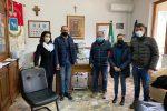 Verzino, busto del generale Dalla Chiesa donato al sindaco