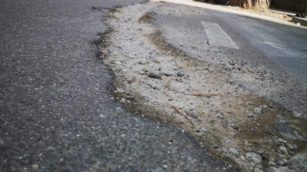 fibra ottica, scavi, strade, Messina, Cronaca