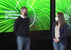 Vodafone a CampBus 2021: la rete italiana al 100% alimentata da fonti rinnovabili L'intervista a Andrea Rossini, direttore Strategy, Business Transformation & Wholesale di Vodafone Italia - Corriere Tv
