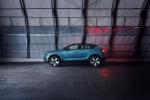 Volvo presenta la C40 Recharge, nata per essere solo full electric