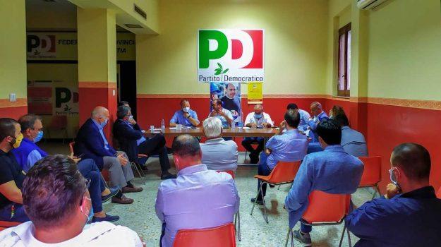 inchiesta petrolamafie, partito democratico vibo, Enzo Insarda, Salvatore Solano, Catanzaro, Politica