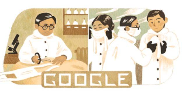 anniversari, doodle, google, Wu Lien-teh, Sicilia, Società