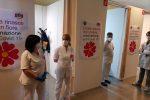Messina, tra qualche disagio inaugurato il nuovo hub al Policlinico