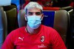 Milan, Theo Hernandez è guarito dal Covid: tampone negativo