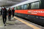 Charter Frecciarossa: richieste in aumento per i treni personalizzati