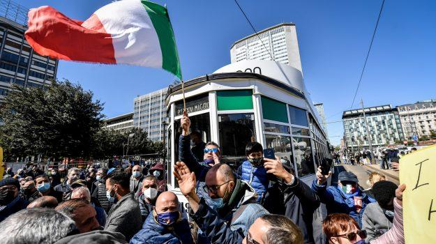 protesta, ristoratori, Sicilia, Cronaca