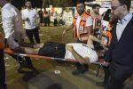 Tragedia in Israele, le immagini della calca e della fuga VIDEO