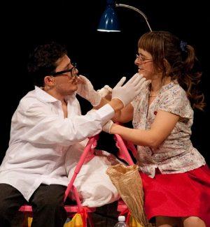 """""""Due passi sono"""". Giuseppe Carullo e Cristiana Minasi in scena"""