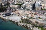 Sulle macerie del teatro in Fiera, a Messina nasce un Parco culturale-ricreativo