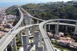Messina, viadotto Ritiro: dall'alto le spettacolari immagini dell'avanzamento lavori
