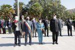 """Celebrata anche a Messina la Liberazione, il sindaco: """"Il ricordo per uscire dalla crisi"""""""